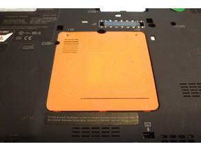 RAM cover door for ThinkPad X200 X201 Tablet