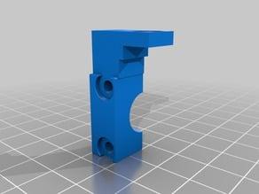 MonoPrice Mini - E3Dv6 Mount with 40mm print cooling fan