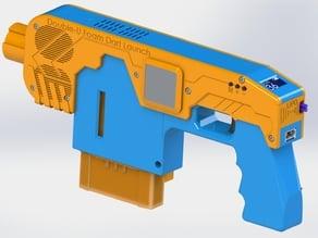 DoubleU-Foam-Dart-Launcher