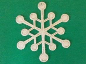 Snow Flake 004