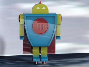 Superman Junior Bot