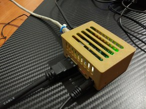 Orangepi One board case box - custodia scatola