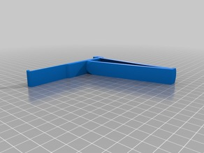 Fully printable spoolholder - Fit for 95mm width spools