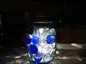 Solar Light Jar Lid