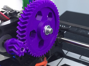 Herringbone Gears for Robo3D R1