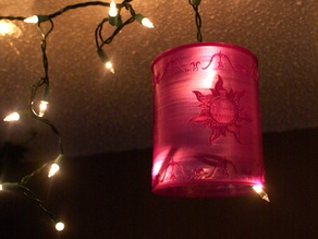 A Tangle of Lanterns