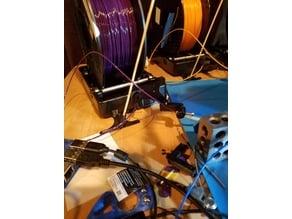 Prusa MMU2 Spool Holder Filament Crossover Protector