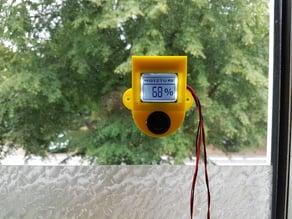 Soil moisture meter / Bodenfeuchtigkeit Messgerät (with switch/mit Schalter)