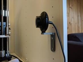 Simple LifeCam VX-1000 mount