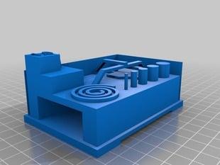 MakerBot Slicing Engine Torture Test - Repaired STL