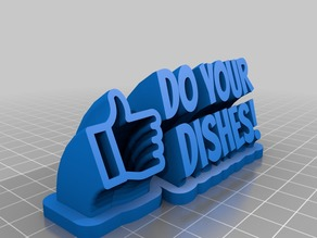 DO YOUR DISHES 1.2