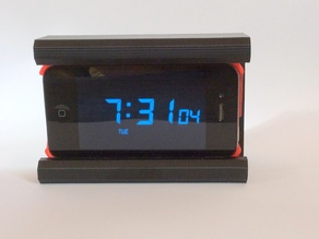 clock stand for iphone 4/4s