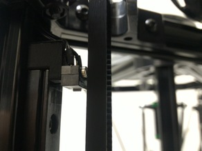 Omron D2F-01F switch mount