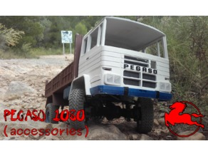 Pegaso 1080 for Mr.Crankyface's Chassis (Accessories)
