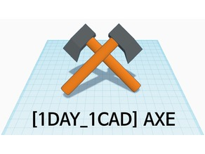 [1DAY_1CAD] AXE