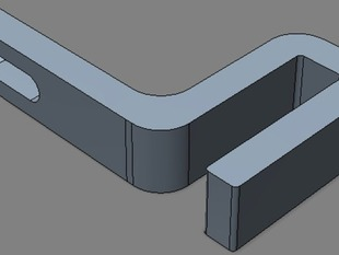 M6 Extruder Clip for atom