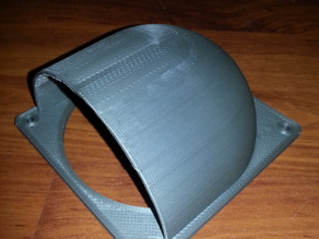 120mm Fan Cowls