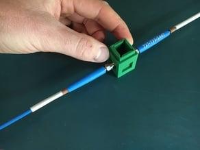 Holder for 12.5x12.5 (10mm) cuvette