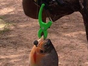 lip grip fishing