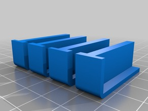 printbed standoff feet