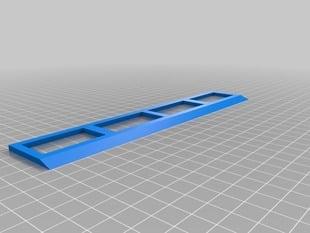 Wing flap / aileron