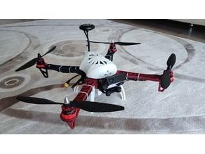 DJI F450 DRONE TOP COVER NEW DESİGN