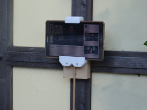 Tablet/Phone Wall Mount