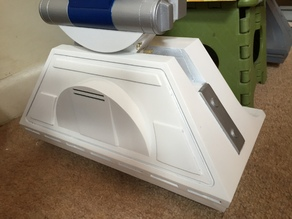 R2D2 Foot - Droid Build Astromech