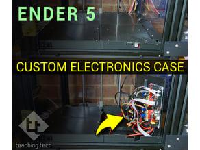 Ender 5 electronics case
