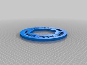 My BIG Customized Gear Bearing 0.25 clearance