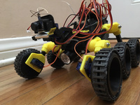 mars rover thingiverse - photo #13