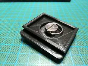 DSLR  Schnellspannplatte 50x50