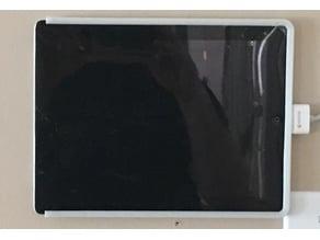 Basic iPad gen 2 wall mount