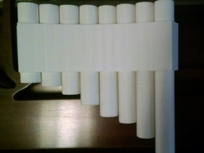 Pan Pipes 8 tube or 5 tube, C5 to C6