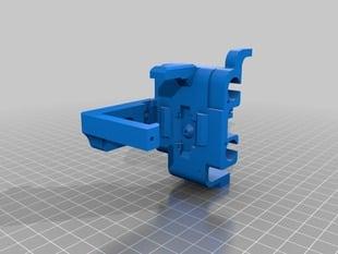 UP Mini mag platform modded
