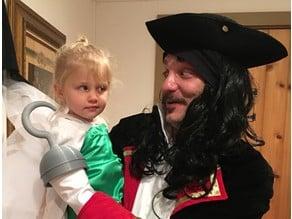 Man-Sized Pirate Hook