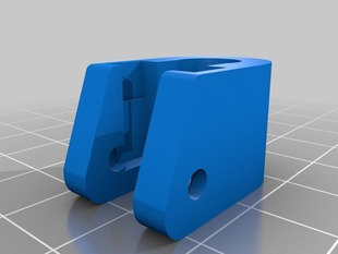 Endstop Holder, Microswitch