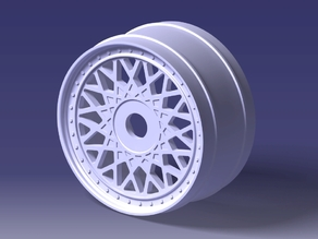 BBS RS Style 1/8 Buggy Rims