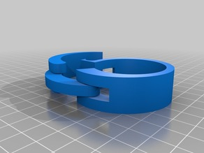 My Customized AutoConnect - Cam Pipe Clamp