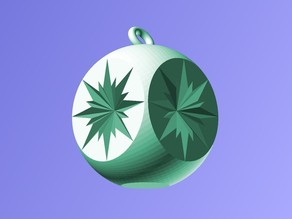 Retro Bauble