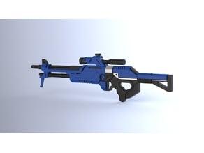 Mass Effect M29 Sniper Rifle