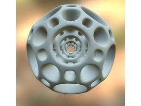 Nested Doheckahedron