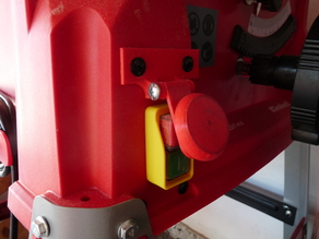 Einhell Table-Saw Emergency Stop Button