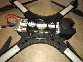 MJX Bugs3 battery holder