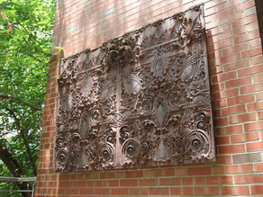 Iron Works Sculpture