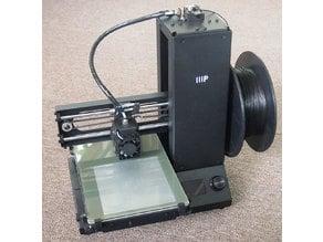 RighteousWaffles' MonoPrice i3 Mini Glass Bed Holders