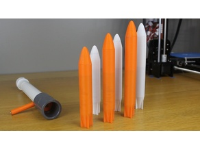 CO2 Rockets