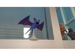 Zubat Sculpture