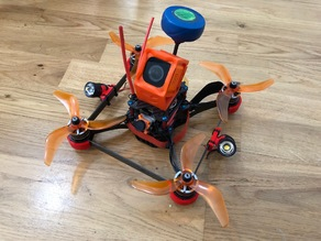 Velocity-X drone motor spacer and bumper