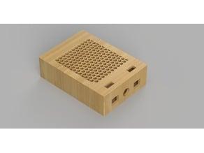 TDA7498 Amplifer case